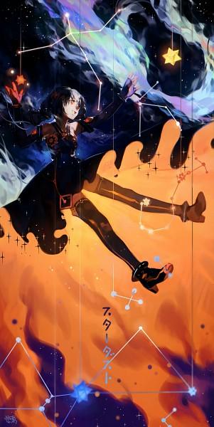 Tags: Anime, Pixiv Id 5129841, VOCALOID, Xingchen, Constellation, Pixiv, Twitter, Fanart, Fanart From Pixiv