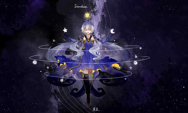 Tags: Anime, Pixiv Id 10463051, VOCALOID, Xingchen, Fanart, Pixiv, Wallpaper
