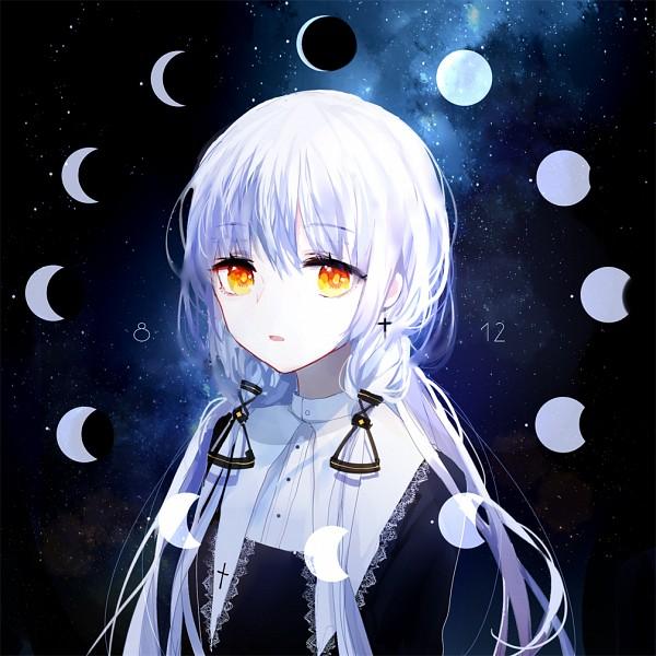 Tags: Anime, Pixiv Id 7400267, VOCALOID, Xingchen, Lace Trim, Pixiv, Fanart, Fanart From Pixiv, PNG Conversion