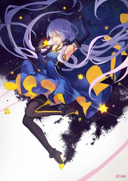 Tags: Anime, ATdan, VOCALOID, Xingchen, Pixiv, Revision, Fanart, Fanart From Pixiv, Mobile Wallpaper, PNG Conversion