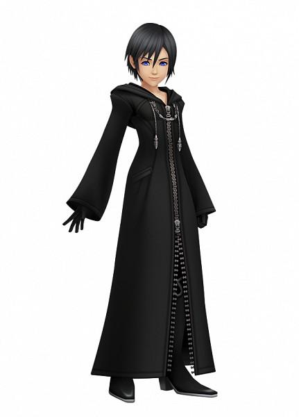 Xion - Kingdom Hearts 358/2 Days