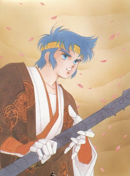 Tags: Anime, Mizuki Ken, Yoroiden Samurai Troopers, Xiu Lei Huang