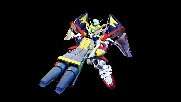 Tags: Anime, Bandai Namco Entertainment, Mobile Suit Gundam Wing, SD Gundam G Generation, Xxxg-00w0 Wing Gundam Zero, Wallpaper, Gundams
