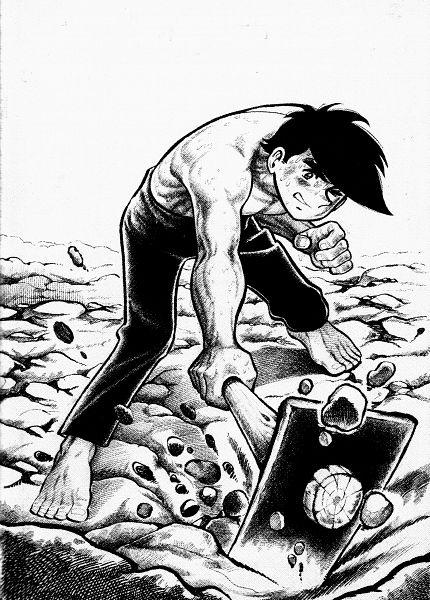 Tags: Anime, Ashita no Joe, Yabuki Joe, Artist Request