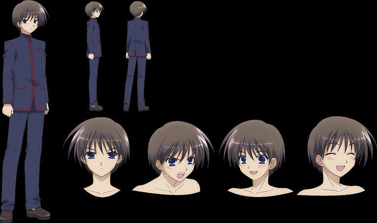 Yachi Haruaki - Cube x Cursed x Curious