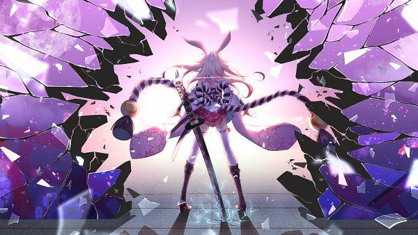 Tags: Anime, Pixiv Id 14548799, Houkai 3rd, Yae Sakura (Houkai Gakuen), Broken Glass, Fanart From Pixiv, Pixiv, Fanart
