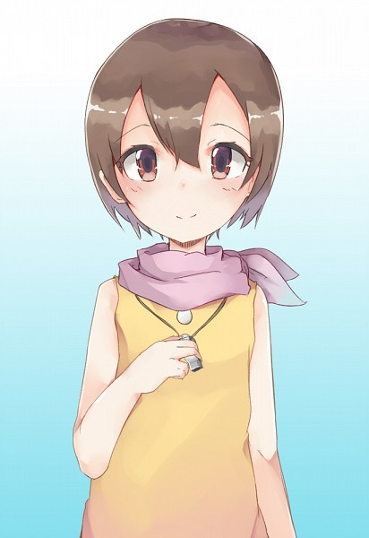 Tags: Anime, Monobe (Artist), Digimon Adventure, Yagami Hikari, Fanart, Fanart From Pixiv, Pixiv, Mobile Wallpaper