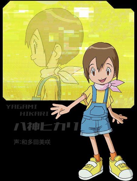 Tags: Anime, Nakatsuru Katsuyoshi, Toei Animation, Digimon Adventure, Digimon Adventure 2020, Yagami Hikari, Official Art