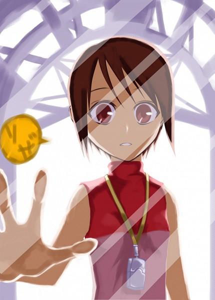 Tags: Anime, Riza23, Digimon Adventure, Yagami Hikari