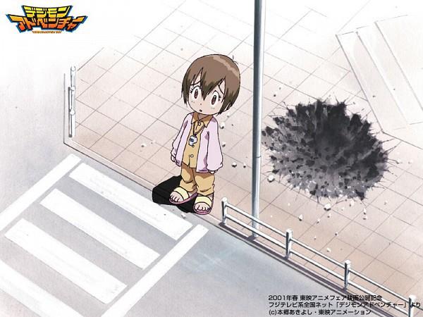Tags: Anime, Digimon Adventure, Yagami Hikari