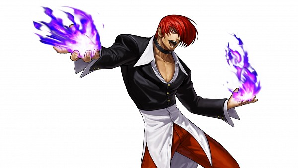 Tags: Anime, SNK Playmore, The King of Fighters, Yagami Iori, Wallpaper, HD Wallpaper
