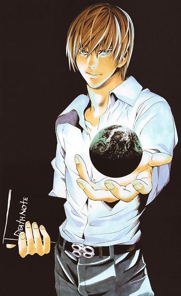 Yagami Raito (Yagami Light ) - DEATH NOTE