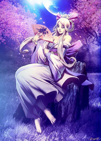 Yakami Hime (Princess Of Yakami)