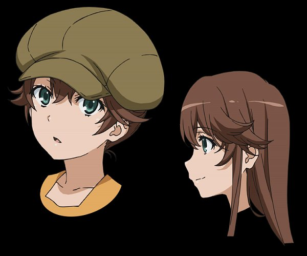 Tags: Anime, Tanaka Yuuichi, J.C.STAFF, To Aru Majutsu no Index, To Aru Kagaku no Railgun, Yakumaru Itsuki, Head, Official Art, Character Sheet, Revision