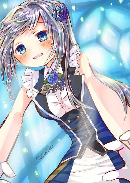 Tags: Anime, Pixiv Id 23020751, Magia Record: Mahou Shoujo Madoka☆Magica Gaiden, Yakumo Mitama, Fanart From Pixiv, Pixiv, Fanart