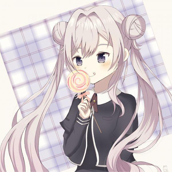 Tags: Anime, Pixiv Id 37565349, Magia Record: Mahou Shoujo Madoka☆Magica Gaiden, Yakumo Mitama, Yakumo Mikage, Fanart, Fanart From Pixiv, Pixiv