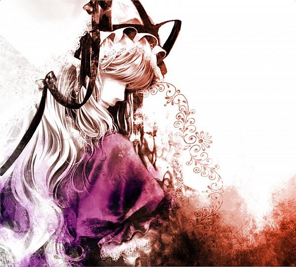 Tags: Anime, Mochinue, Touhou, Yakumo Yukari, Yukari Yakumo