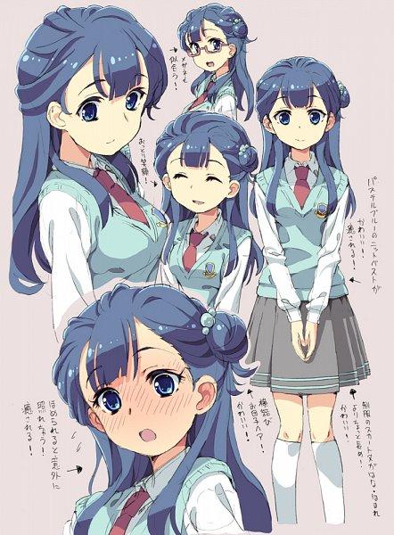 Tags: Anime, Homingu, HUGtto! Precure, Yakushiji Saaya, Fanart From Pixiv, Pixiv, Fanart