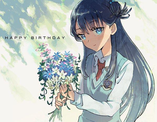 Tags: Anime, Pixiv Id 33748522, HUGtto! Precure, Yakushiji Saaya, Pixiv, Fanart, Fanart From Pixiv