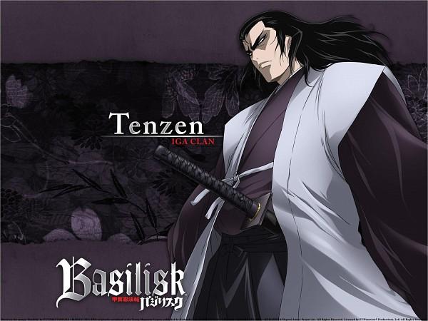 Yakushiji Tenzen - Basilisk