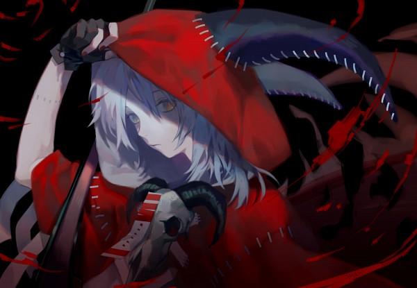 Tags: Anime, Yama Kawa, Pixiv, Original