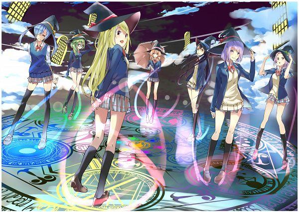 Tags: Anime, Pixiv Id 8647955, Yamada-kun to 7-nin no Majo, Asuka Mikoto, Otsuka Meiko, Sarushima Maria, Saionji Rika, Odagiri Nene, Takigawa Noa, Shiraishi Urara