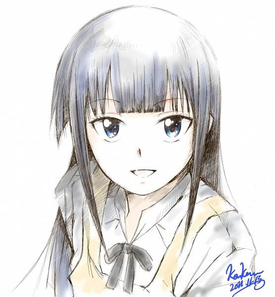 Tags: Anime, Kem Kem, Working!!, Yamada Aoi
