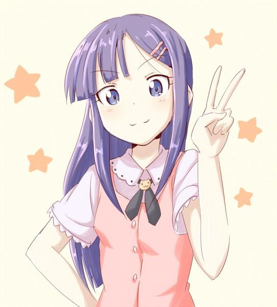 Tags: Anime, Chomo (Asymmate), Working!!, Yamada Aoi