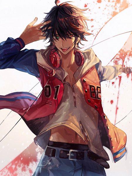 Tags: Anime, Pixiv Id 10337288, Hypnosis Mic -Division Rap Battle-, Yamada Ichirou (Hypnosis Mic), Pixiv, Fanart, Fanart From Pixiv