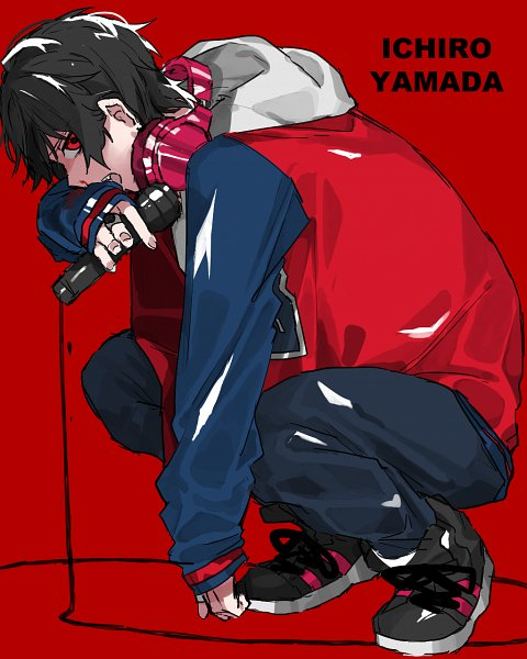 Tags: Anime, Pixiv Id 33281307, Hypnosis Mic -Division Rap Battle-, Yamada Ichirou (Hypnosis Mic)