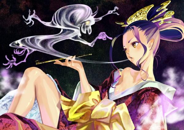Tags: Anime, Yamaguchi Kae, Pixiv, Original