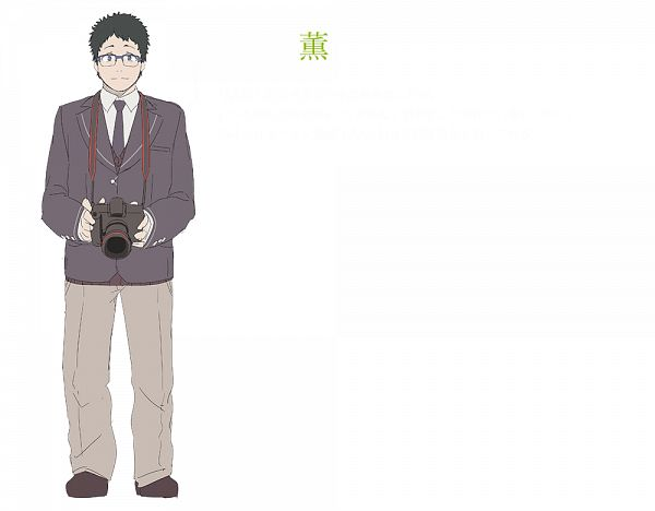 Tags: Anime, Himura Kiseki, Pine Jam, Just Because!, Yamaguchi Kaoru, Cover Image, Official Art