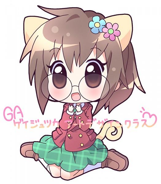 Tags: Anime, Mirai (Sugar), GA: Geijutsuka Art Design Class, Yamaguchi Kisaragi, Fanart