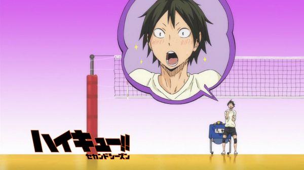Tags: Anime, Furudate Haruichi, Production I.G., Haikyuu!!, Yamaguchi Tadashi, Small Screenshot, Screenshot