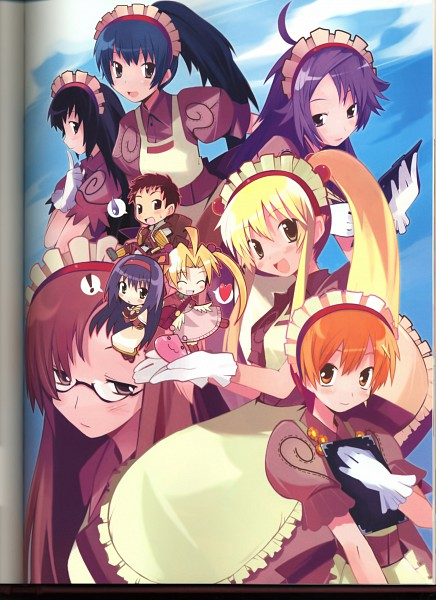 Tags: Anime, Yamamoto Keiji, Yamamoto Keiji - Shingetsu, Scan