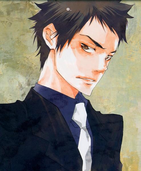 Tags: Anime, Katekyo Hitman REBORN!, Yamamoto Takeshi, Official Art
