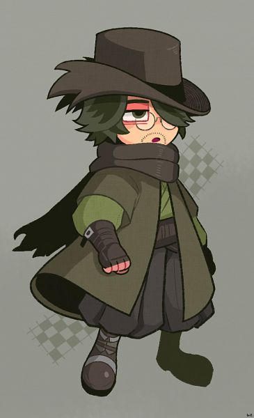 Yamamura the Wanderer - Bloodborne