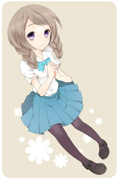 Tags: Anime, Niku Jill, Inazuma Eleven GO, Yamana Akane