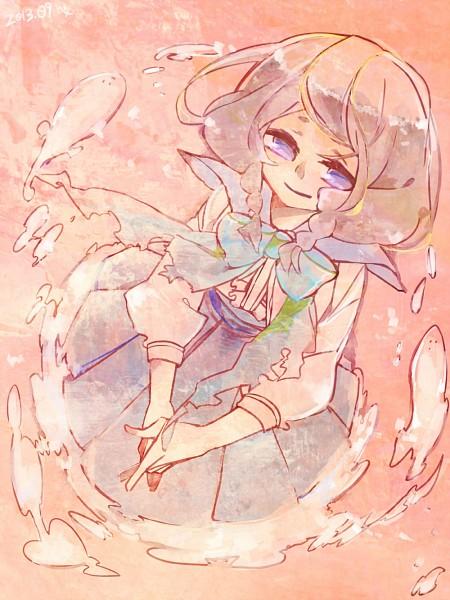 Tags: Anime, Pixiv Id 5034913, Inazuma Eleven GO, Yamana Akane, Fanart From Pixiv, Pixiv, Fanart