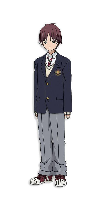 Yamane Tasuku - Trickster: Edogawa Ranpo