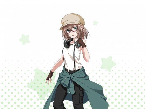 Tags: Anime, Craft Egg, BanG Dream! Girls Band Party!, Yamato Maya, Official Card Illustration, PNG Conversion, Official Art