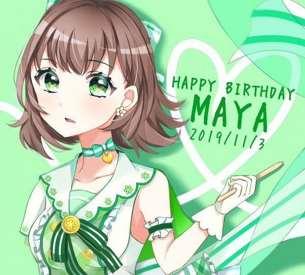 Tags: Anime, Pixiv Id 44839060, BanG Dream! Girls Band Party!, Yamato Maya