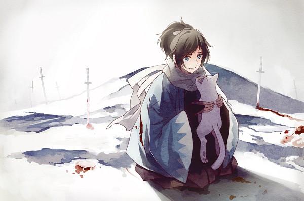 Tags: Anime, Takeru (Pixiv1766672), Touken Ranbu, Yamato no Kami Yasusada, Uchigatana, Fanart From Pixiv, Pixiv, Fanart