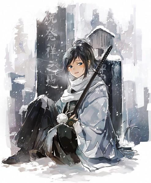 Tags: Anime, Nuriko-kun, Touken Ranbu, Yamato no Kami Yasusada, Uchigatana, Fanart From Pixiv, Pixiv, Fanart