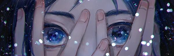 Tags: Anime, Rowya, Touken Ranbu, Yamato no Kami Yasusada, Finger, Pixiv, Fanart From Pixiv, Fanart, Twitter Header, PNG Conversion
