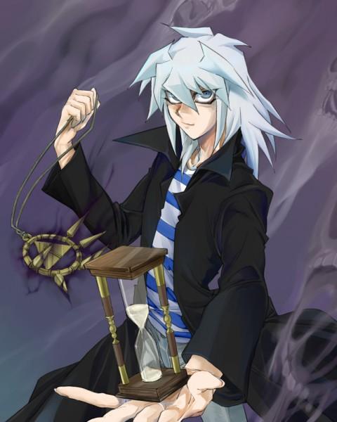 Tags: Anime, Studio Gallop, Yu-Gi-Oh!, Yu-Gi-Oh! Duel Monsters, Yami Bakura, Millennium Ring