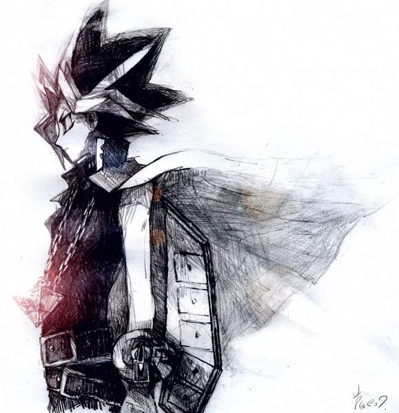 Tags: Anime, Studio Gallop, Yu-Gi-Oh! Duel Monsters, Yu-Gi-Oh!, Yami Yugi, Artist Request