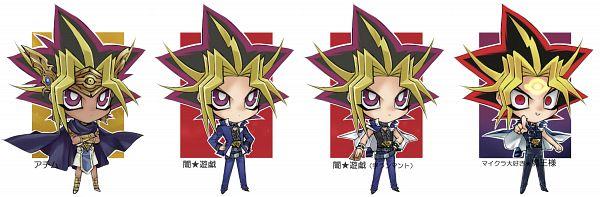 Tags: Anime, Koriyama Shashi, Studio Gallop, Yu-Gi-Oh! Duel Monsters, Yu-Gi-Oh!, Pharaoh Atem, Yami Yugi, Twitter Header