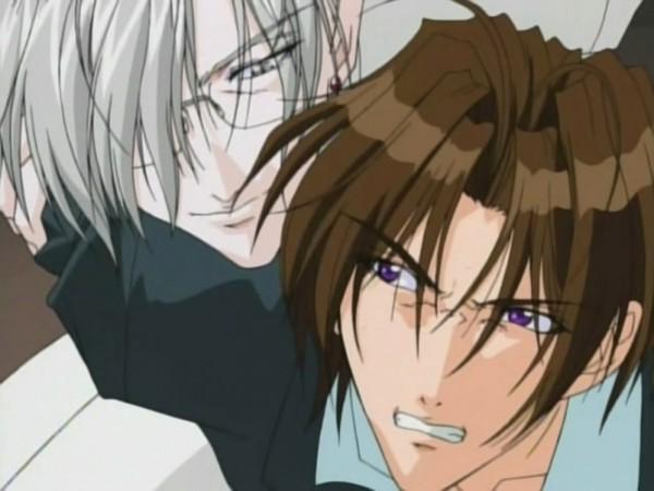 Tags: Anime, Yami no Matsuei, Muraki Kazutaka, Tsuzuki Asato, Screenshot, Descendants Of Darkness