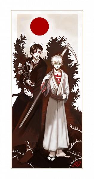 Tags: Anime, Yami no Matsuei, Kurosaki Hisoka, Tsuzuki Asato, deviantART, Descendants Of Darkness